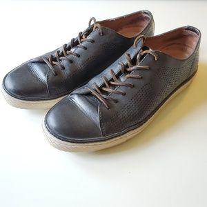 Frye Gates Perf Logo Leather Men's sneaker US10M